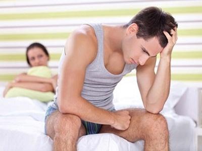 Nguyên nhân bệnh liệt dương